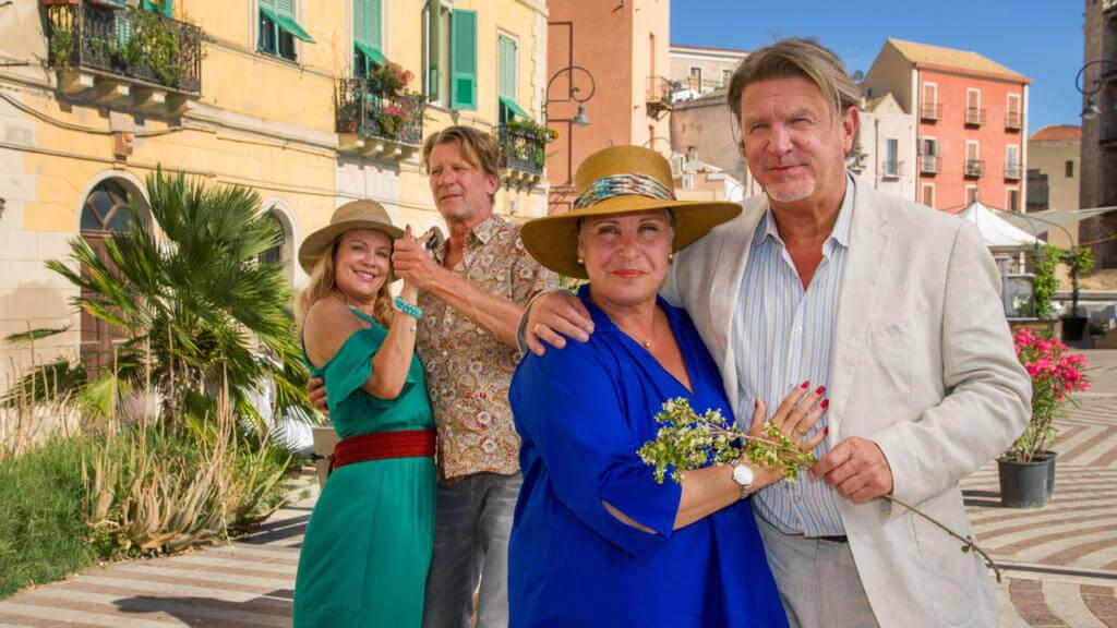 Hochzeitsreise nach Sardinien-Kreuzfahrt ins Glück. regia  di Christoph Klünker.  Casting Director